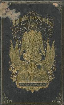 Pisma Juliusza Słowackiego. T. 1