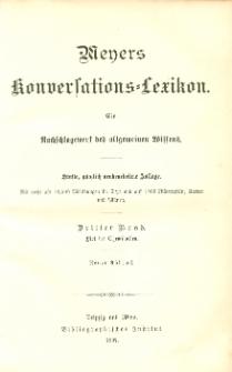 Meyers Konversations-Lexikon : ein Nachschlagewerk des allgemeinen Wissens. Bd. 3 : Biot bis Chemikalien