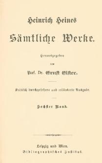 Vermischte Schriften ; Faust