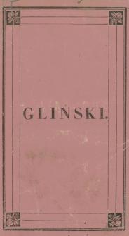 Glinski : trajedya w pięciu aktach wierszem
