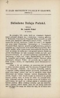 Składane dzieje Polski