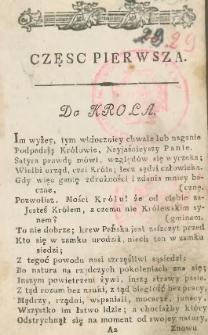 Satyry Ignacego Krasickiego : przedrukowane dla użytku młodzi.
