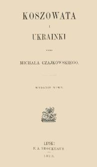 Koszowata i Ukrainki