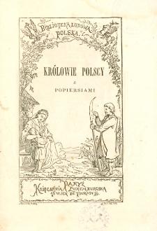 Królowie polscy z popiersiami