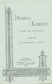 Dramata i komedye T. 3