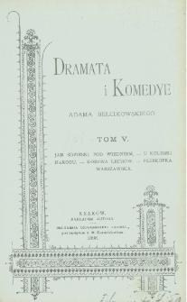 Dramata i komedye T. 5