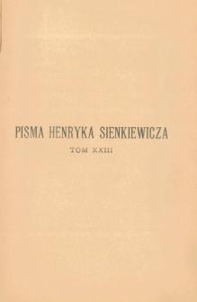 Z pamiętnika poznańskiego nauczyciela ; Za chlebem
