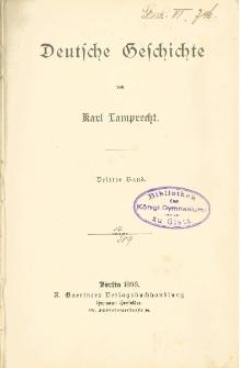 Deutsche Geschichte Bd. 3