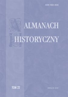 Osiągnięcia Jana Samsonowicza (1888–1959) w badaniach pradziejów regionu świętokrzyskiego