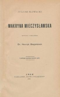 Makryna Mieczysławska