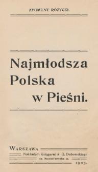 Najmłodsza Polska w pieśni