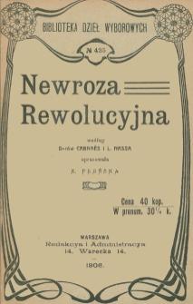 Newroza rewolucyjna