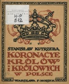 Koronacye królów i królowych w Polsce