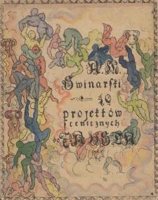 Dziesięć projektów scenicznych do Fausta