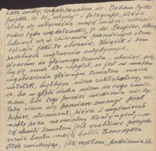 Egzystencje. Powieść współczesna – fragment rękopisu i wycinki prasowe