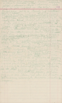 Aurelia [notatki do przekładu opowiadania Gèrarda de Nervala]