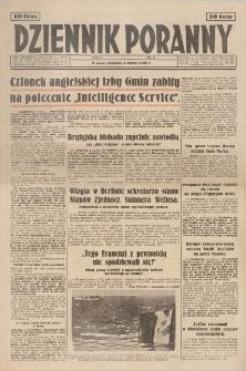 Dziennik Poranny. R. 1, 1940, nr 3 (3 III)