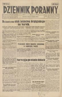 Dziennik Poranny. R. 1, 1940, nr 40 (17 IV)