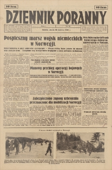 Dziennik Poranny. R. 1, 1940, nr 51 (30 IV)