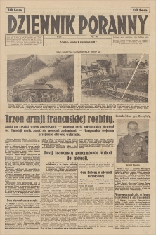 Dziennik Poranny. R. 1, 1940, nr 76 (1 VI)