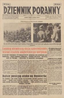 Dziennik Poranny. R. 1, 1940, nr 78 (4 VI)