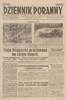 Dziennik Poranny. R. 1, 1940, nr 82 (8 VI)
