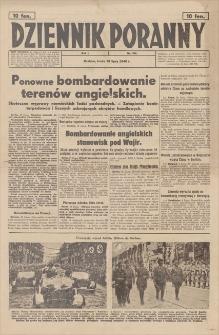 Dziennik Poranny. R. 1, 1940, nr 109 (10 VII)