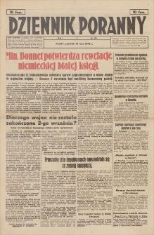 Dziennik Poranny. R. 1, 1940, nr 110 (11 VII)