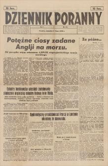 Dziennik Poranny. R. 1, 1940, nr 113 (14 VII)