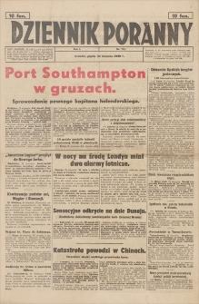 Dziennik Poranny. R. 1, 1940, nr 153 (30 VIII)