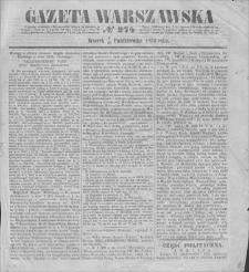 Gazeta Warszawska. 1853, nr 274 (6/18 X)