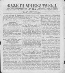 Gazeta Warszawska. 1853, nr 294 (27X/8 XI)