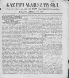 Gazeta Warszawska. 1853, nr 300 (2/14 XI)