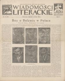 Wiadomości Literackie. R. 2, 1925, nr 14 (66), 5 IV