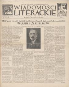 Wiadomości Literackie. R. 2, 1925, nr 16 (68), 19 IV