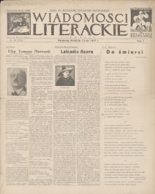 Wiadomości Literackie. R. 2, 1925, nr 18 (70), 3 V