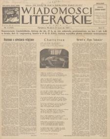 Wiadomości Literackie. R. 3, 1926, nr 4 (108), 24 I