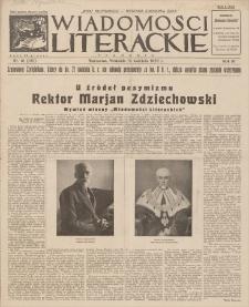 Wiadomości Literackie. R. 3, 1926, nr 16 (120), 18 IV