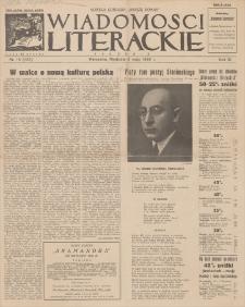 Wiadomości Literackie. R. 3, 1926, nr 18 (122), 2 V