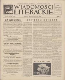 Wiadomości Literackie. R. 3, 1926, nr 35-36 (139-140), 5 IX