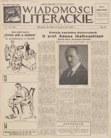Wiadomości Literackie. R. 3, 1926, nr 44 (148), 31 X