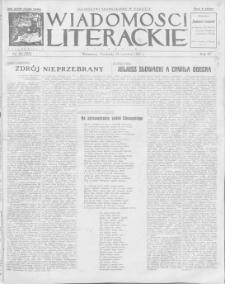 Wiadomości Literackie. R. 4, 1927, nr 26 (182), 26 VI