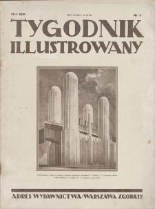 Tygodnik Ilustrowany. 1931, nr 3, 17 I